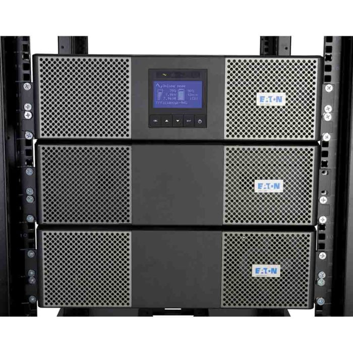 Eaton 9PX UPS, with transformer, rack front - HM Cragg