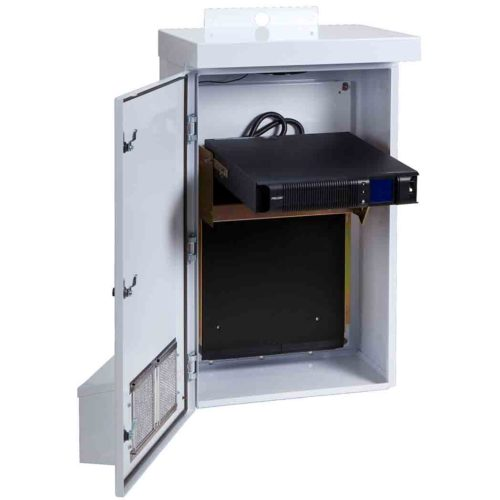 Falcon SSG in NEMA-rated enclosure