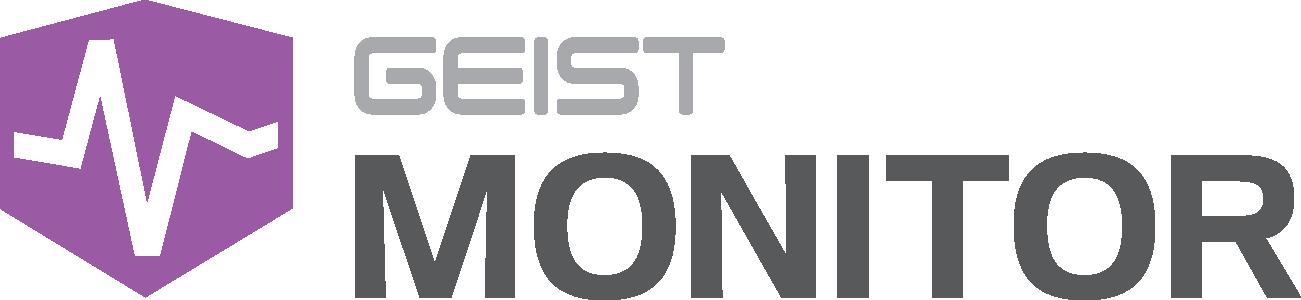 Geist Montitor logo