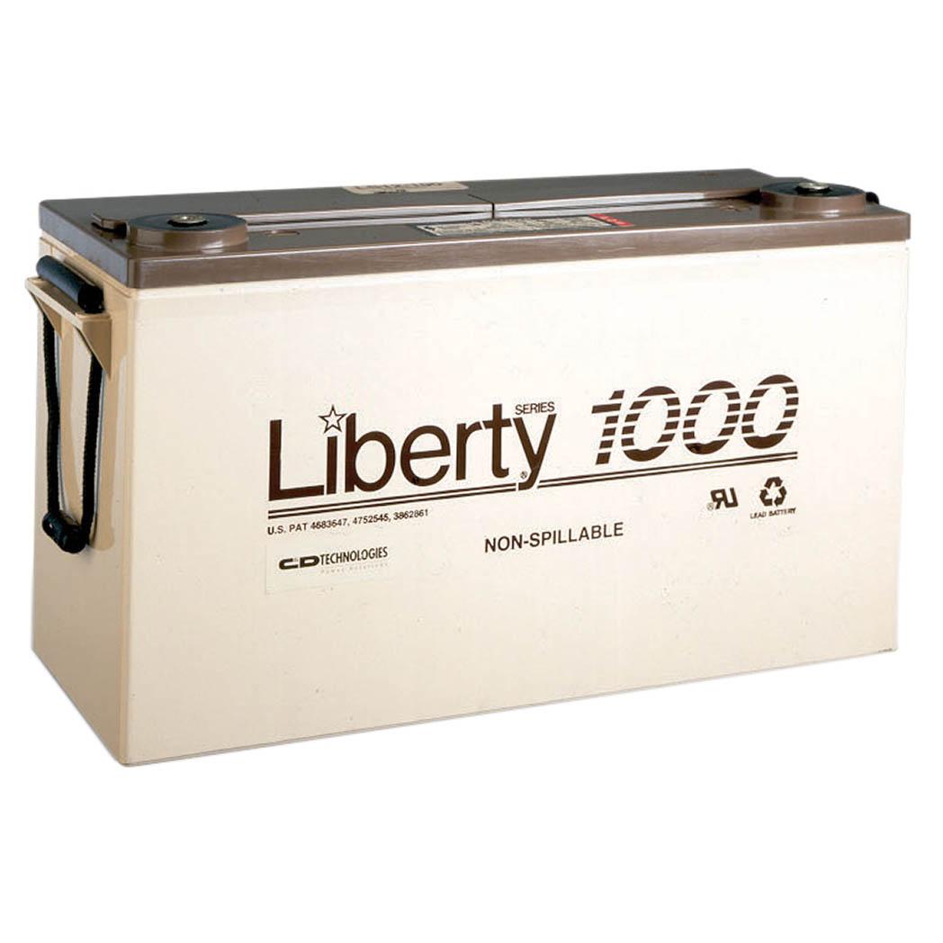 liberty batteria