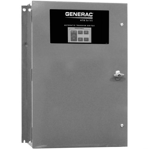 Generac HTS Transfer Switch - HM Cragg