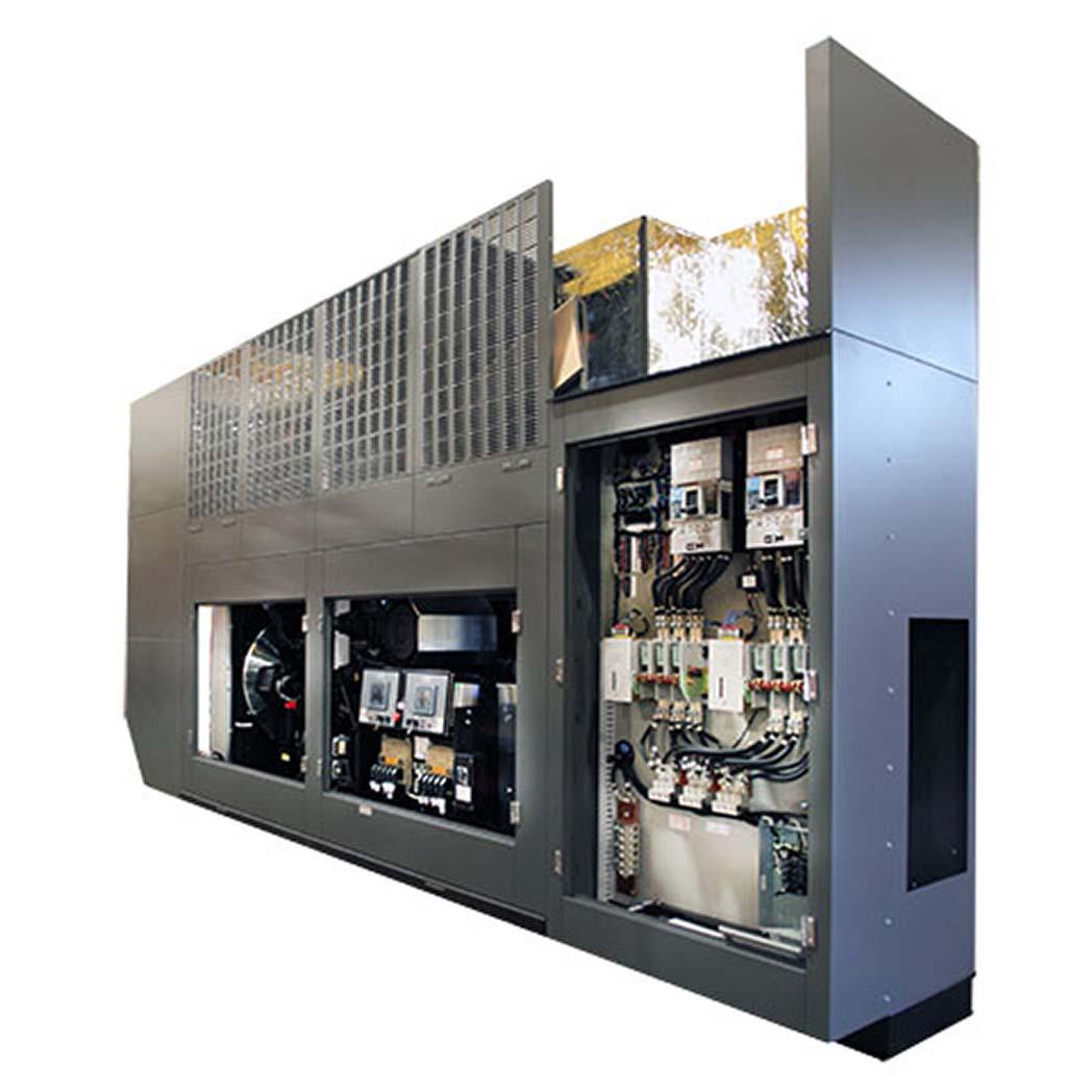 Generac MD1000GEM Diesel Generator Cutout - HM Cragg
