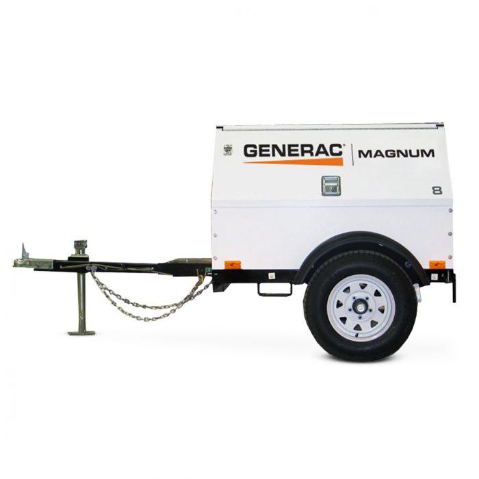 Generac MDG008-250 Mobile Generator 8 - HM Cragg