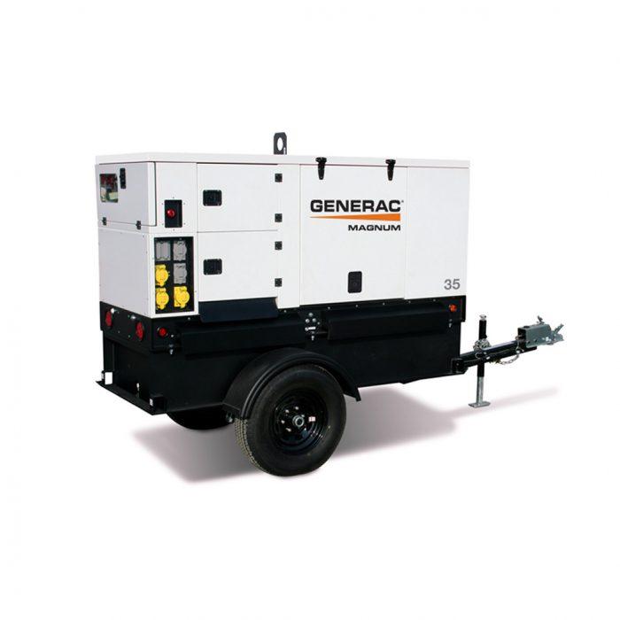 Generac MDG008-250 Mobile Generator 35 - HM Cragg