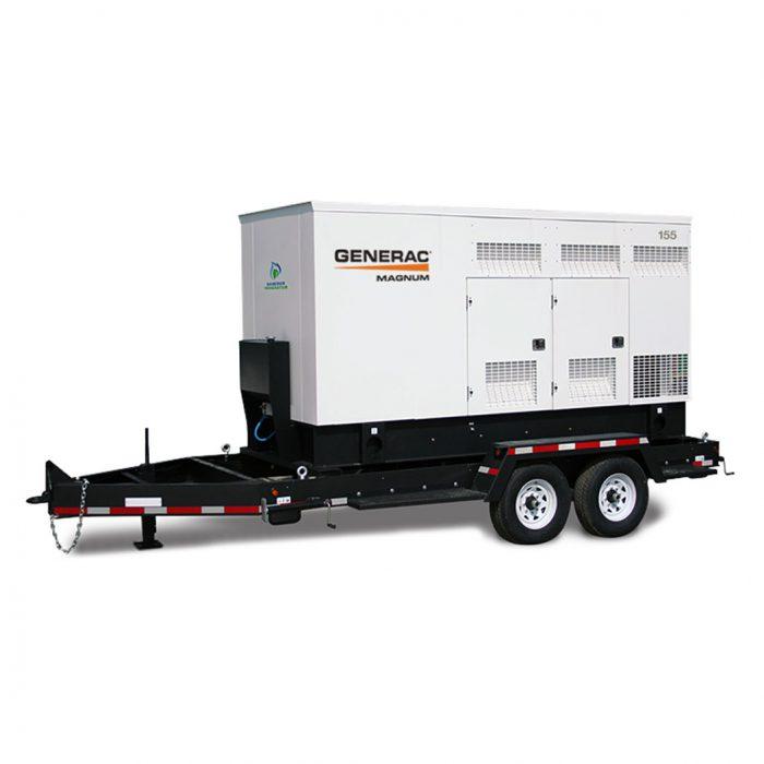 Generac MGG155-350 Mobile Generator 155 - HM Cragg