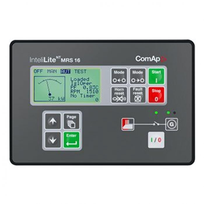 Generac MGG155-350 Mobile Generator Controller - HM Cragg