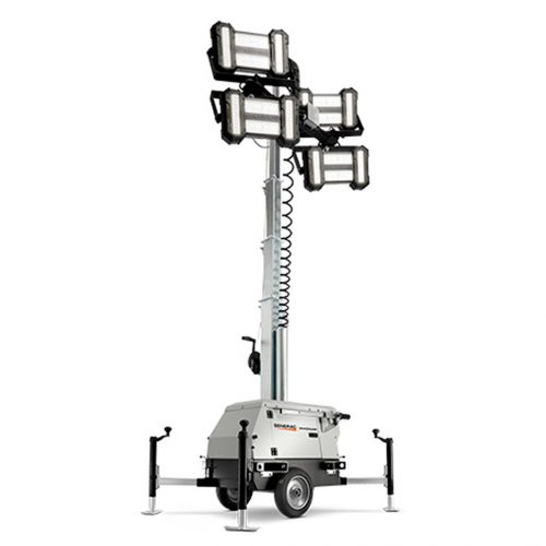 Generac MLT-LED Mobile Generator Lights - HM Cragg