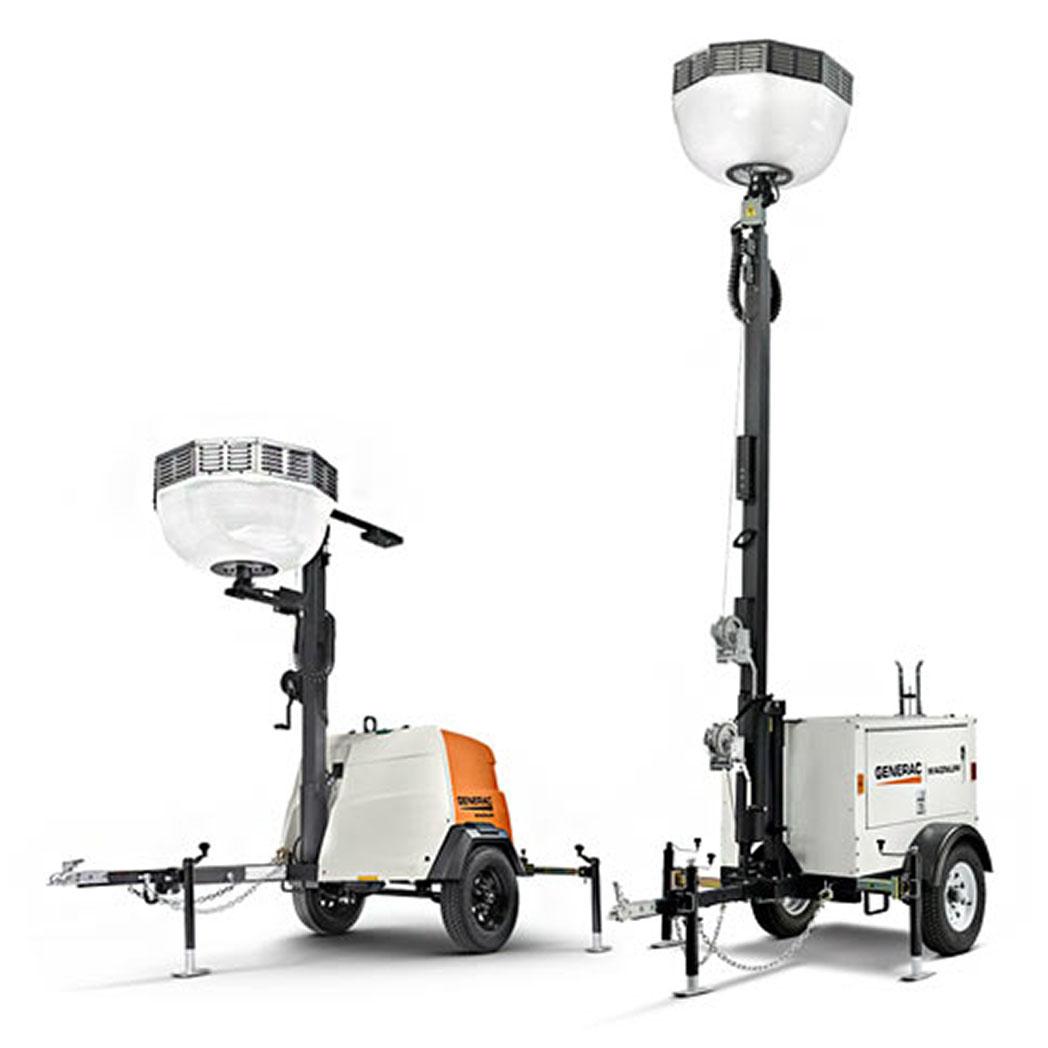 Generac MLT-MH Mobile Generator 1 - HM Cragg