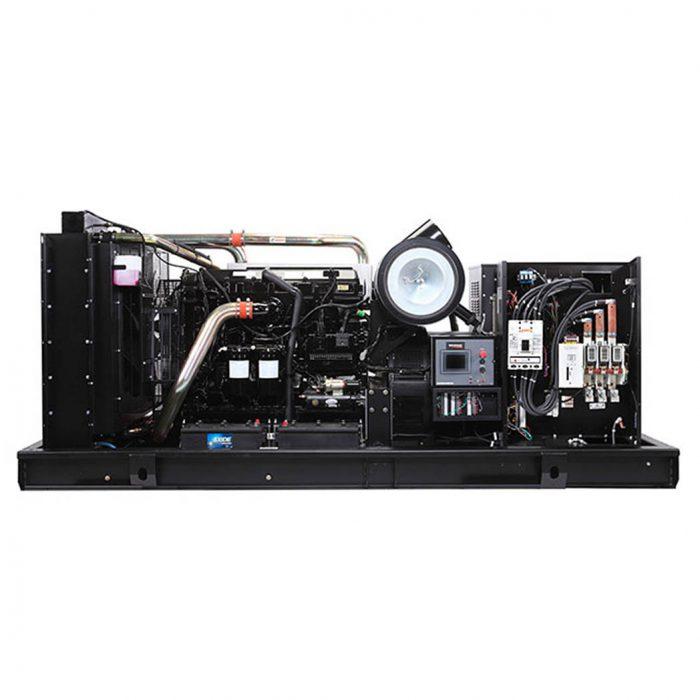 Generac SB500 Bi-Fuel Generator Side 1 - HM Cragg