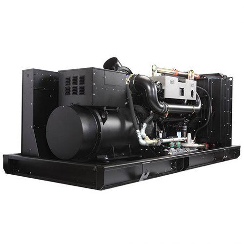 Generac SB600 Bi-Fuel Generator Angled 2 - HM Cragg
