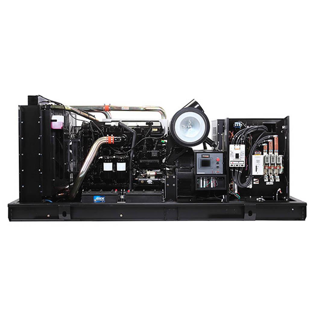 Generac SB600 Bi-Fuel Generator Side 1 - HM Cragg