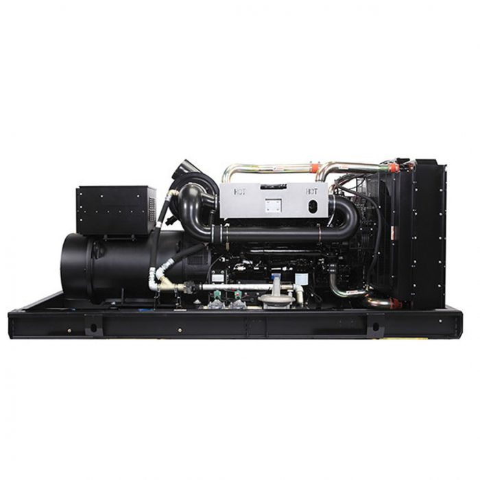 Generac SB600 Bi-Fuel Generator Side 2 - HM Cragg