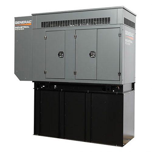Generac SD010-030 Diesel Generator Front - HM Cragg
