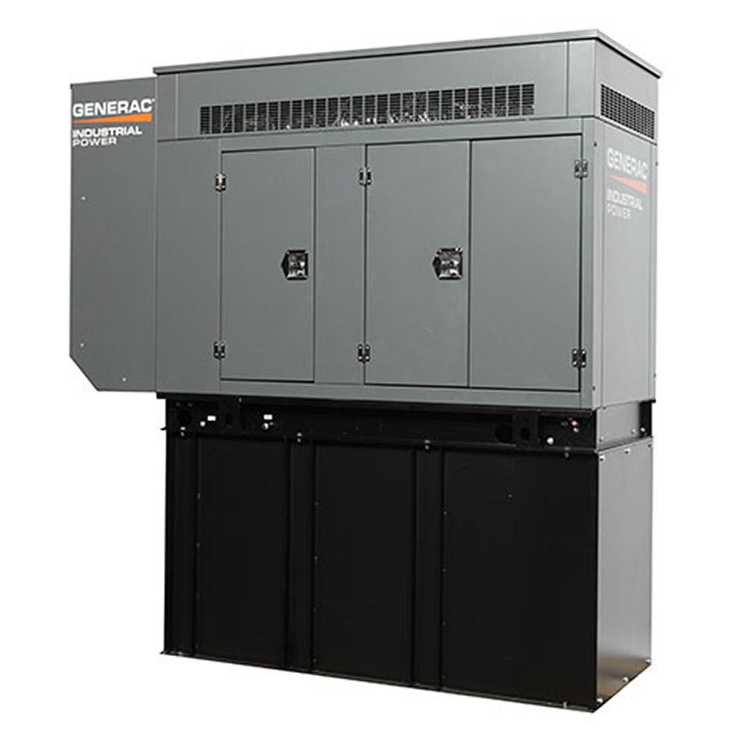 Generac SD035-050 Diesel Generator Front - HM Cragg