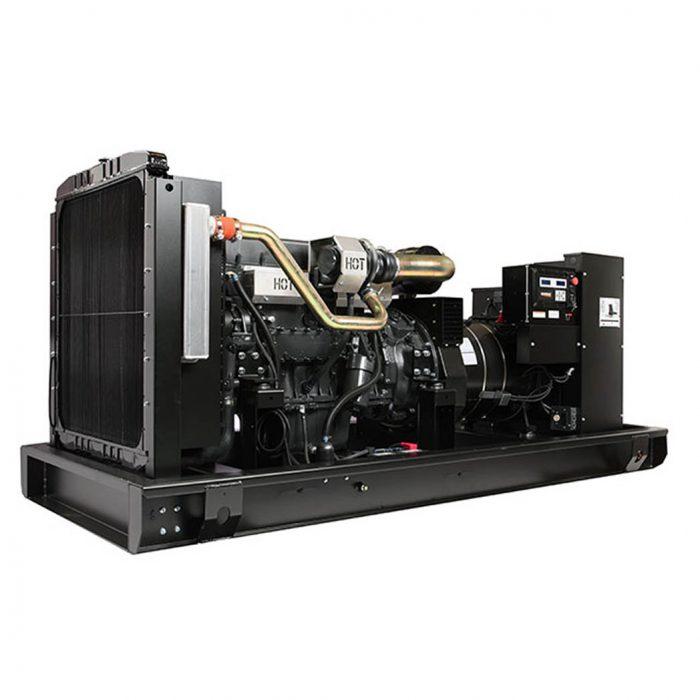 Generac SD100-175 Diesel Generator Engine - HM Cragg