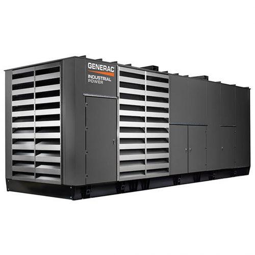 Generac SD1500 Diesel Generator Angled - HM Cragg