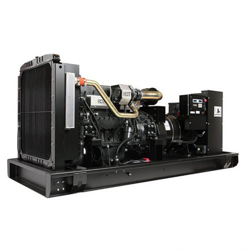 Generac SD350-400 Diesel Generator Engine - HM Cragg