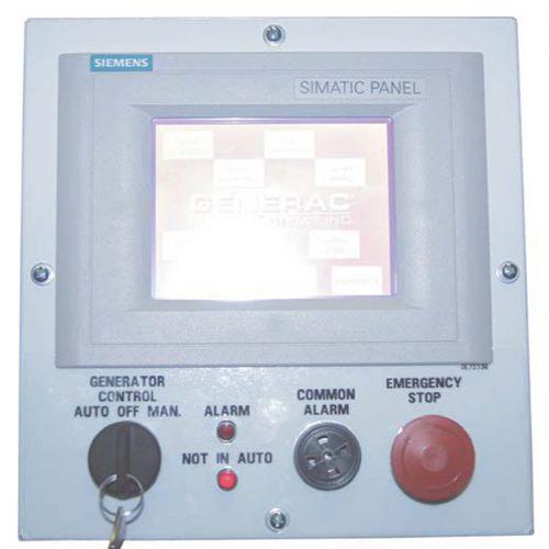 Generac SD500-600 Diesel Generator Controller - HM Cragg