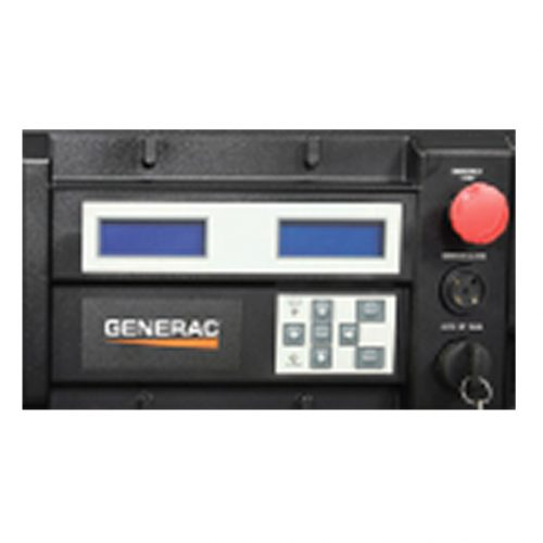 Generac SG035-050 Gaseous Generator Side - HM Cragg