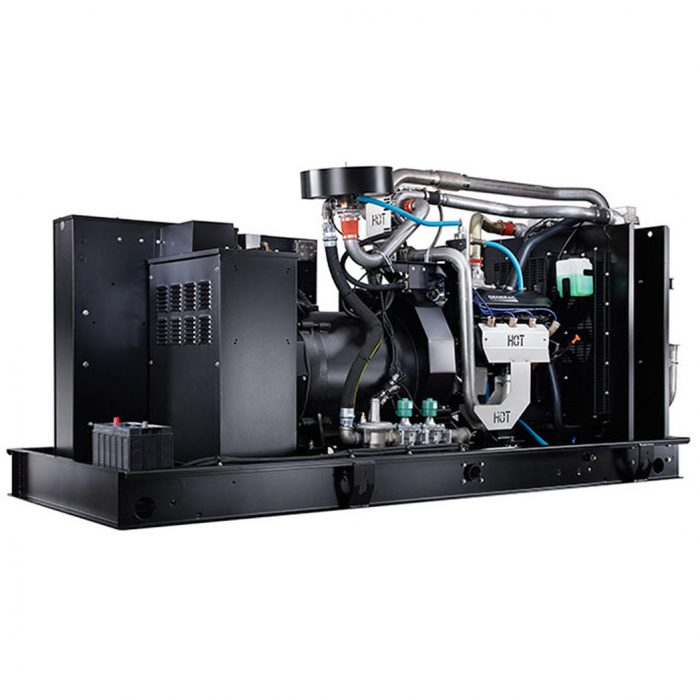 Generac SG150 Gaseous Generator Engine - HM Cragg