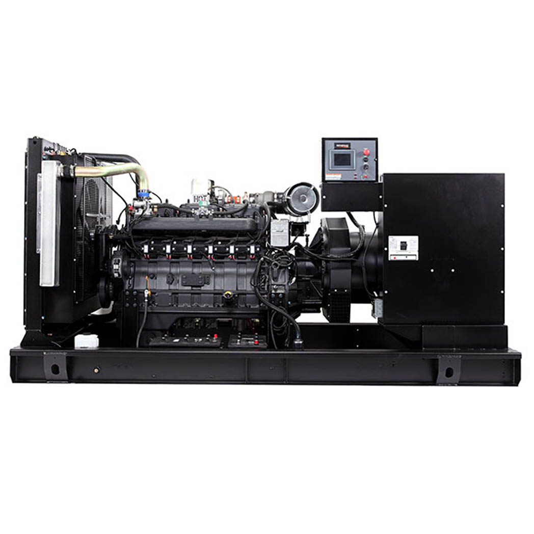 Generac SG230-300 Gaseous Generator Side - HM Cragg