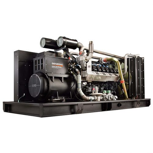 Generac SG500 Gaseous Generator Engine - HM Cragg
