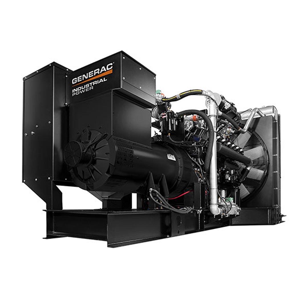 Generac SG625 Gaseous Generator Angled - HM Cragg