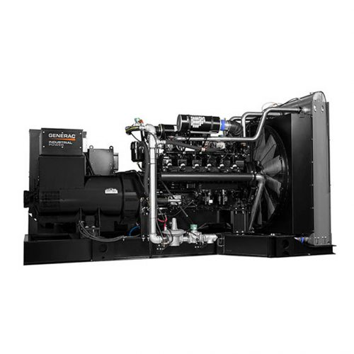 Generac SG625 Gaseous Generator Side 1 - HM Cragg