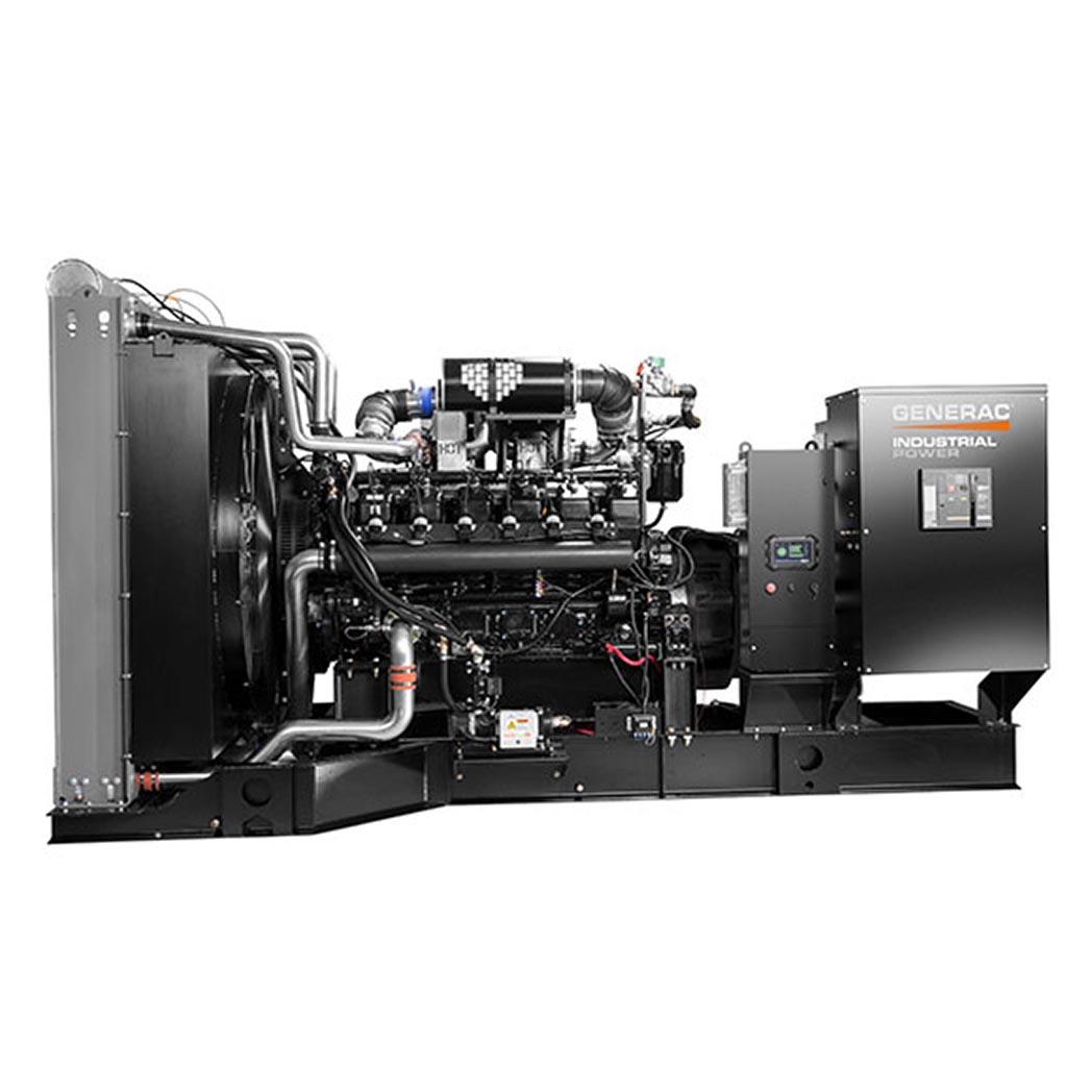 Generac SG625 Gaseous Generator Side 2 - HM Cragg