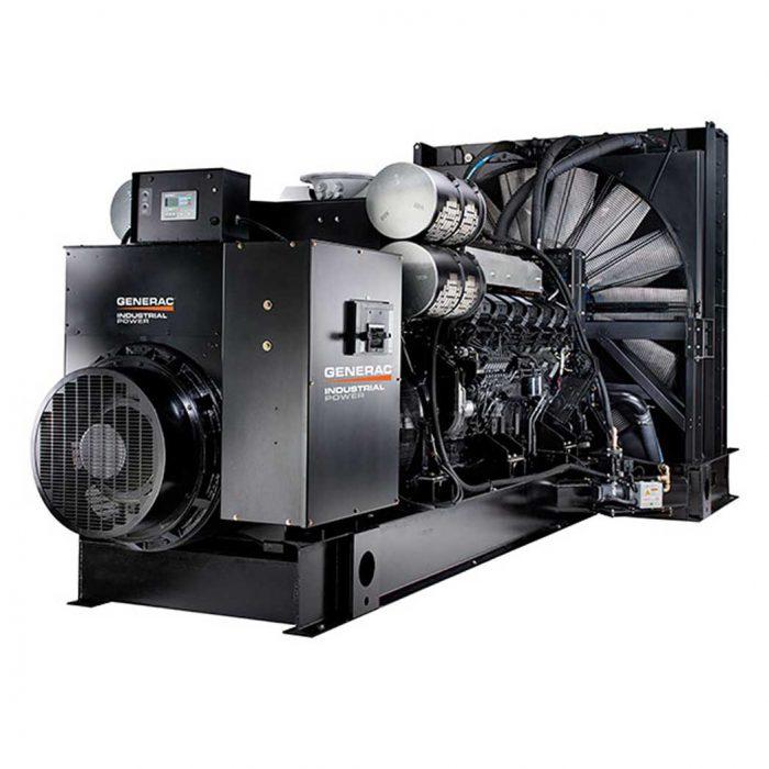 Generac IDLC2000 Diesel Generator Angled - HM Cragg