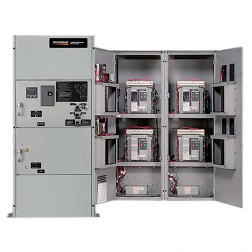 Generac PSTS Transfer Switch - HM Cragg