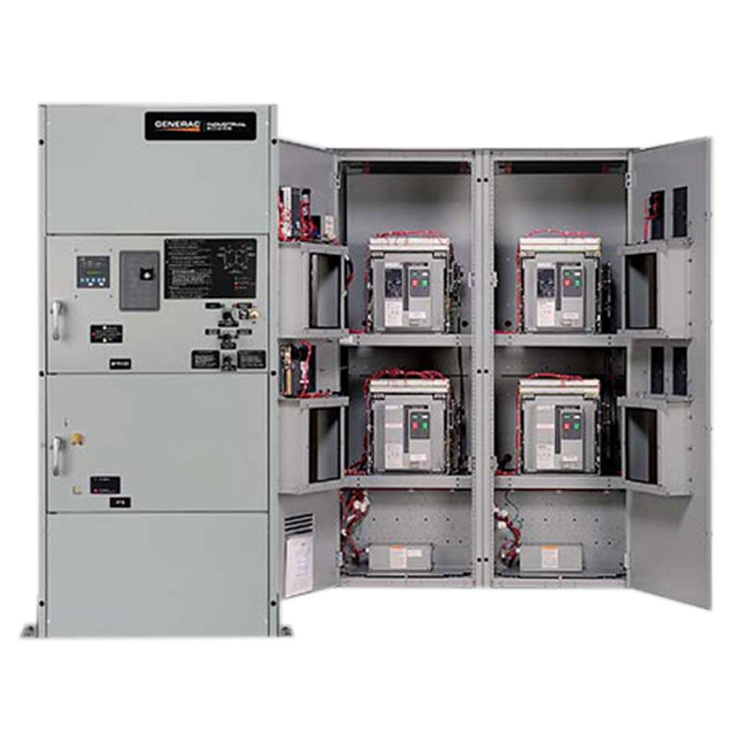 Generac PSTS Transfer Switch - HM Cragg