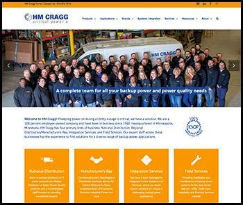 HM Cragg New Website