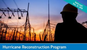 Eaton Hurricane Reconstruction Program