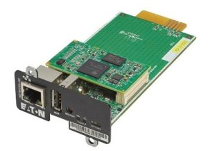 Eaton's Gigabit Network Card Addresses Cybersecurity