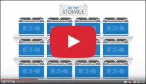 "Eaton ""Ask Ed"" Video: UPS Battery Storage Life vs Service Life"