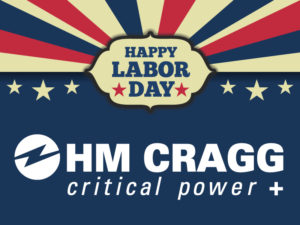 Happy Labor Day from HM Cragg