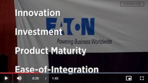New Eaton Video on Risk Reduction with Gigabit Network Cards