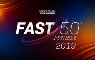 Minneapolis St. Paul Fast 50