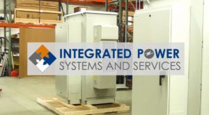 Integrated Power Systems and Services logo