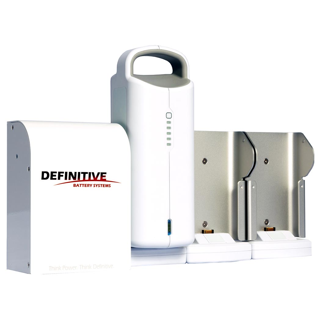 DefinitiveTechnology-LithiumIon Untinterruptible Battery