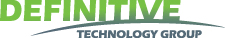definitive technology group logo