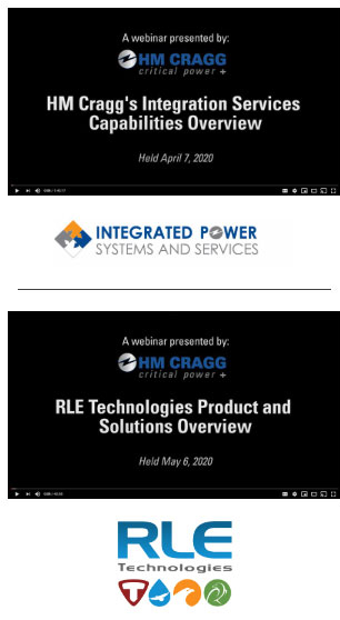 HM Cragg Integration Services Video, RLE Technologies Video