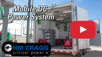 Mobile DC Power System video