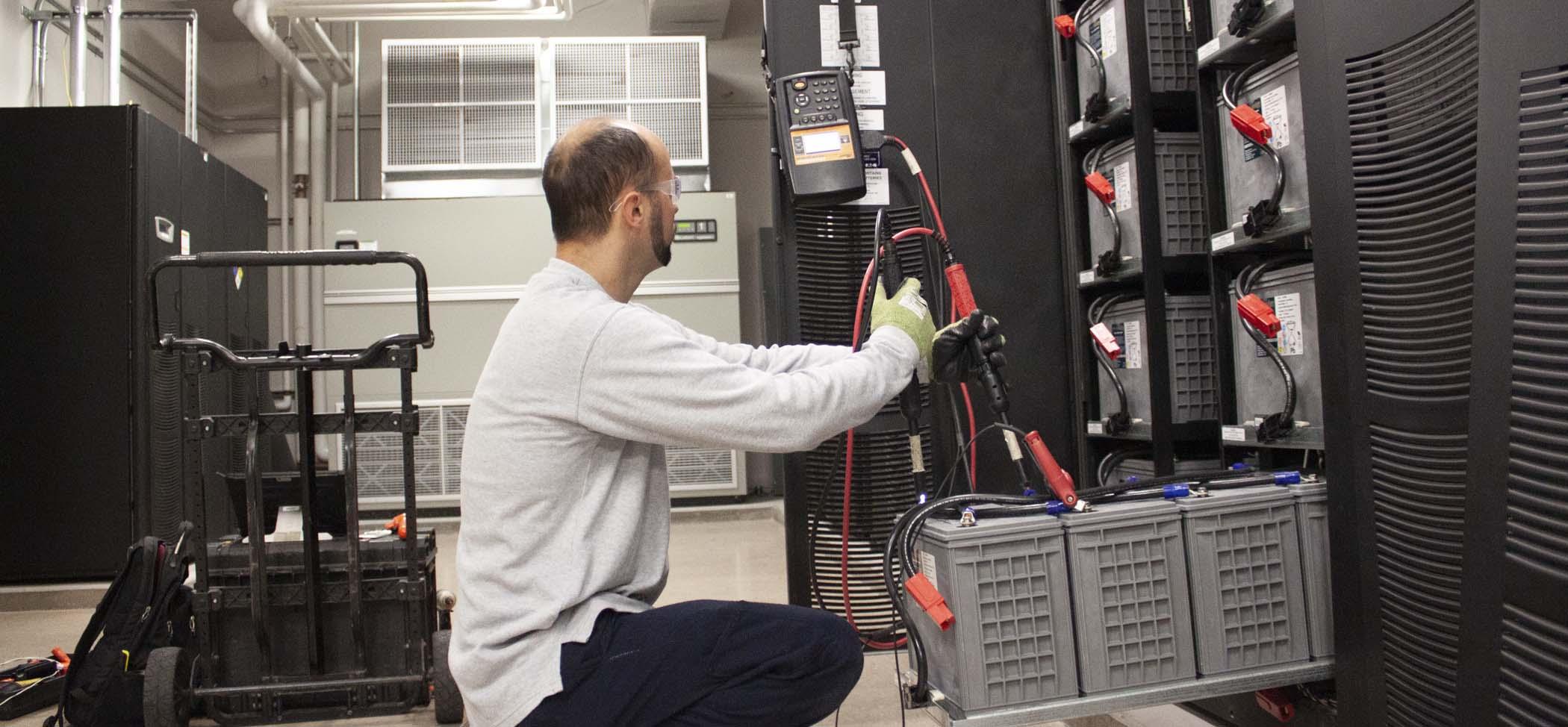 HM Cragg Datacenter Service Image