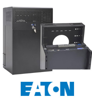 Review of Eaton's MiniRaQ Enclosure on StorageReview.com