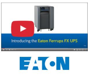 Eaton Ferrups FX UPS