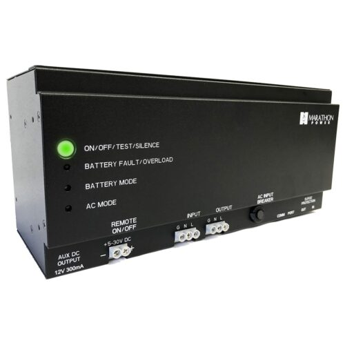 Marathon Power DIN Rail UPS image