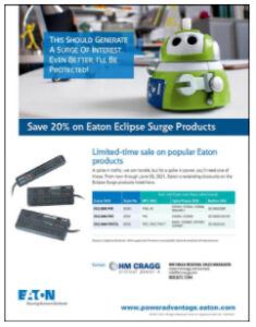 Eaton Eclipse Surge Products