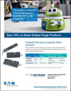 Eaton Eclipse Surge Protectors